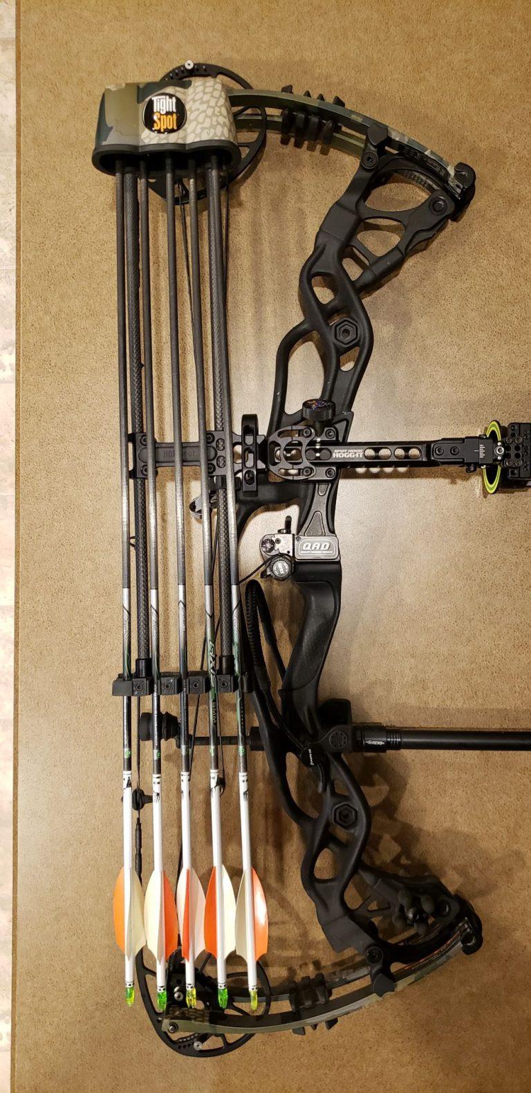 Tightspot Quiver 5 Arrow Review