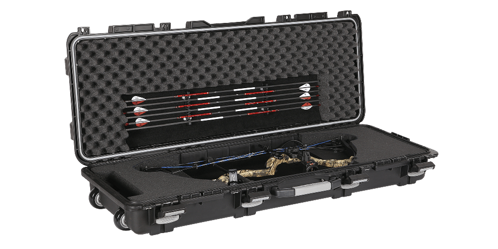 Plano Field Locker Bow Case Review
