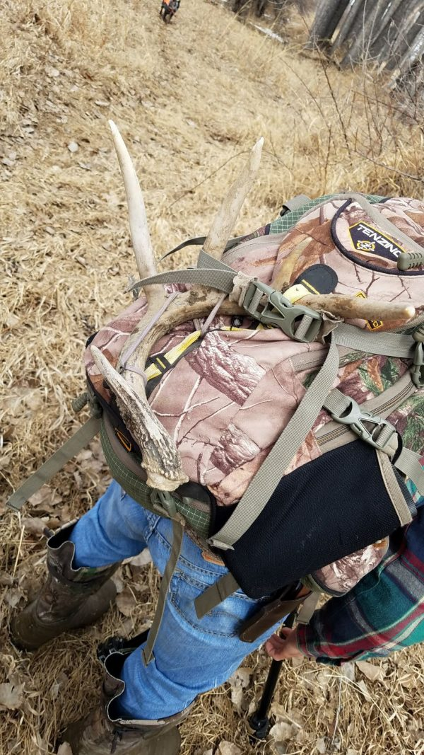 Shed Hunting Backpack