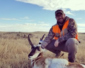 Pronghorn Hunting Montana Public Land